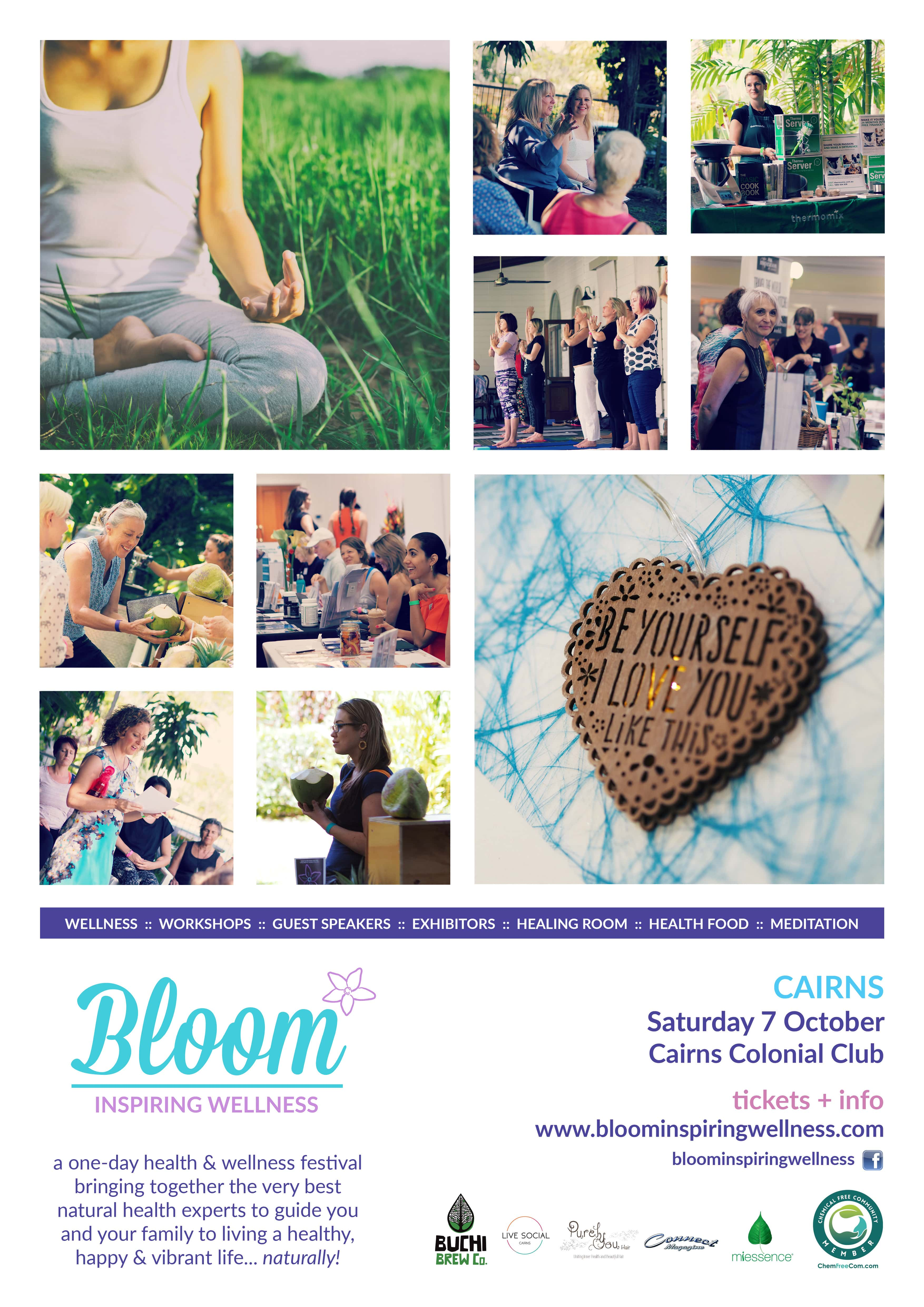 Bloom Inspiring Wellness 2017