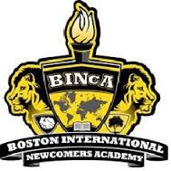 Boston International Newcomers Academy Logo