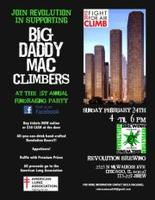 Daddy Mac Climbers Fundraiser, benefiting the American Lung...
