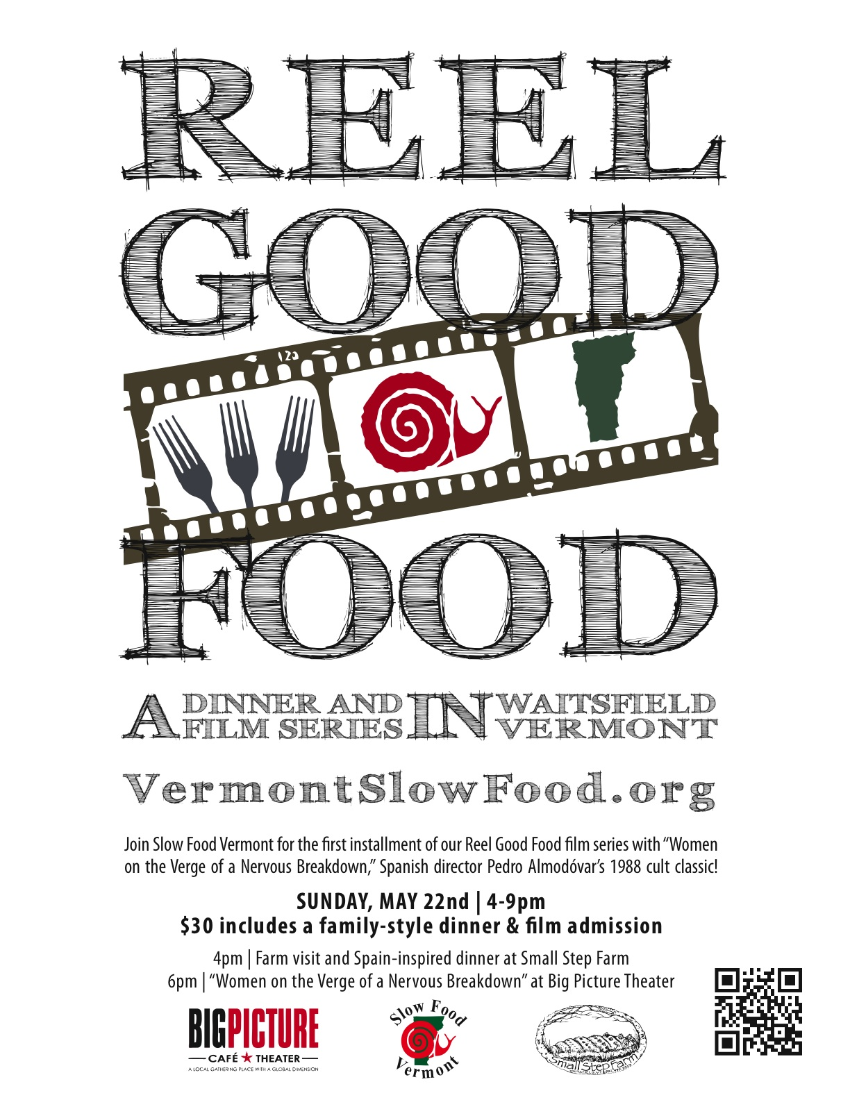 Reel Good Food poster