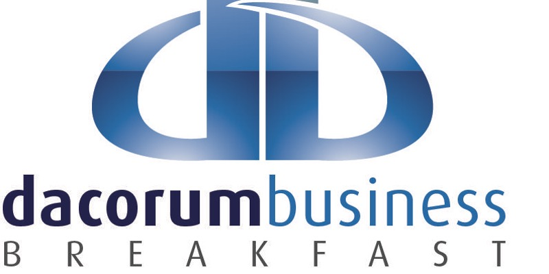 Dacorum Business Breakfast logo
