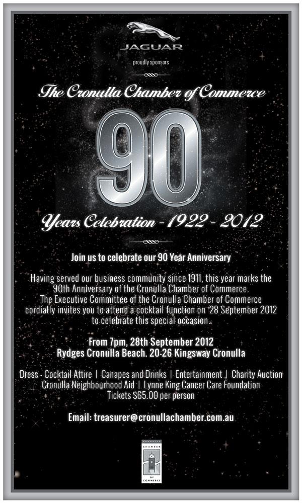 90 Years Celebration