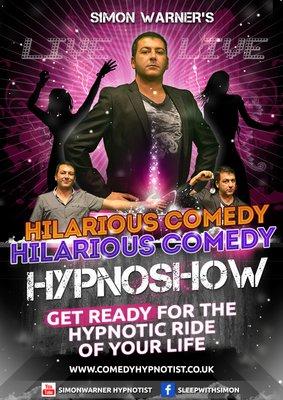 simon hypnosis