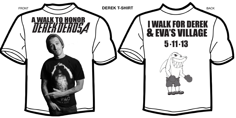 Derek DeRosa T-Shirt