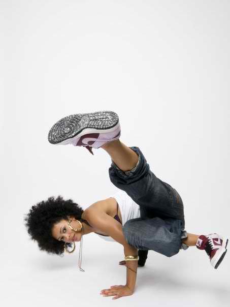 Dance Artist Ann-sylvia Clark