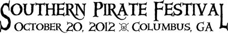 Southern Pirate Festival 2012: Festival Pirate Registration