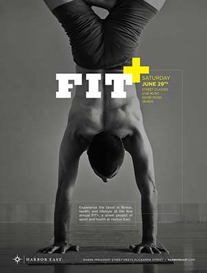 Fit plus flyer