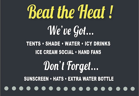 Beat the Heat at the Fest!