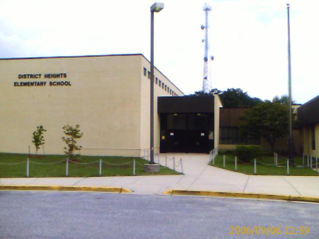 district heights elementary school