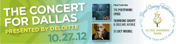 The Concert for Dallas