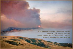 Basin Complex Fire - Slide Show
