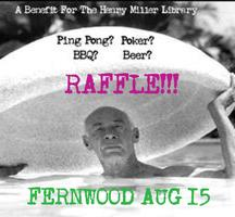WIN PRIZES!!! Fernwood Resort Presents: Benefit Raffle for...