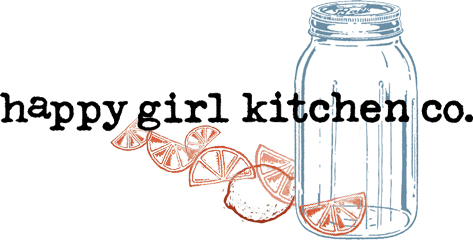 Happy Girl Kitchen Logo