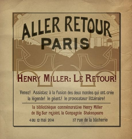 Aller Retour Paris