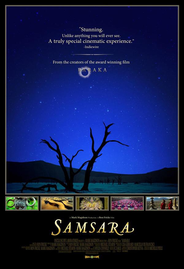 Samsara - Poster