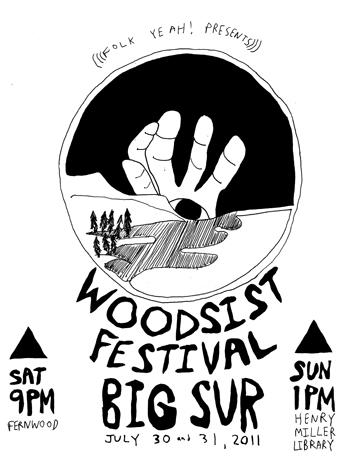 Woodsist Poster