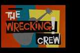 the Wrecking Crew Film Logo