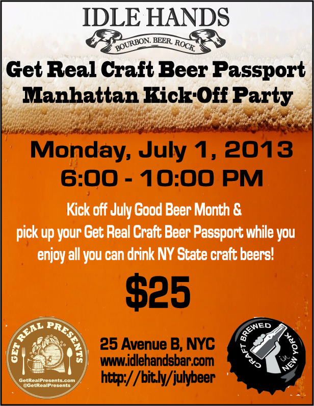 All You Can Drink NY State Craft Beers