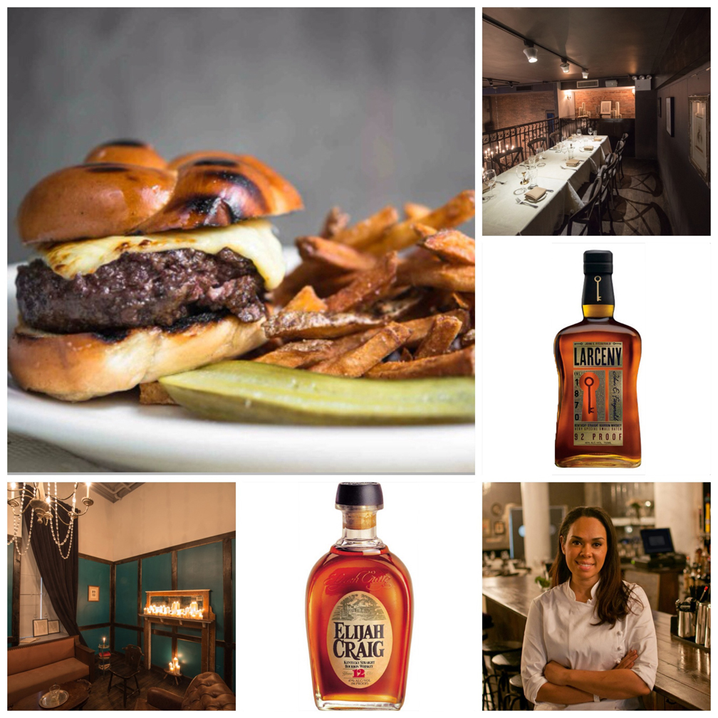 Hardings Burger and Bourbon Dinner NY Burger Week
