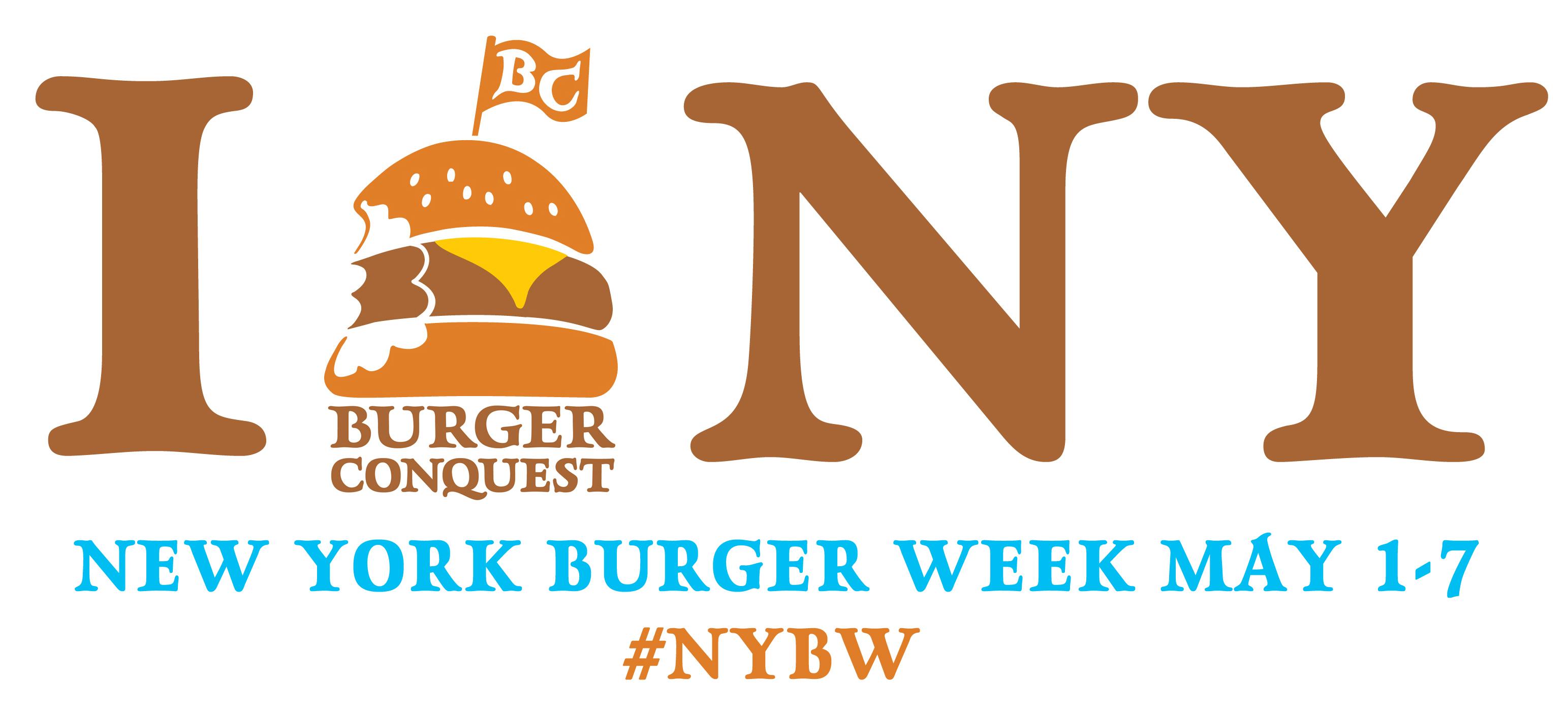 NY Burger Week Logo