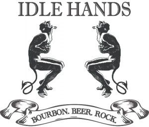 Idle Hands Logo