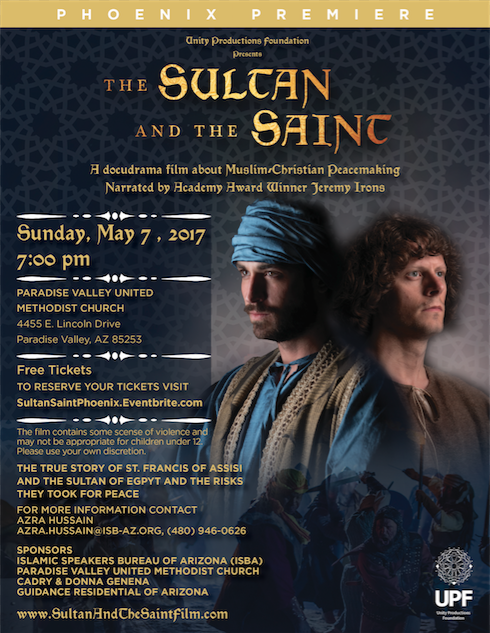 Sultan & Saint Phoenix Premiere - May 7