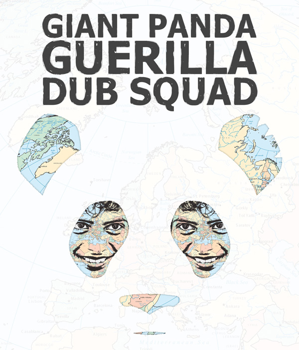 Giant Panda Guerilla Dub Squad @ The Dock Tickets, Fri ...