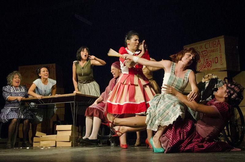 Les Belles Soeurs by Michel Tremblay, Cuban premiere