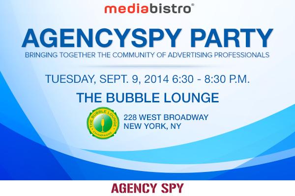 AgencySpy Party