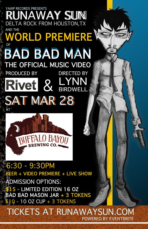 Bad Bad Man Poster