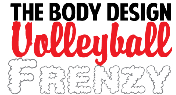 The Body Design VOLLEYBALL Frenzy!