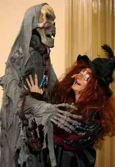 Witchiepoo, Halloween