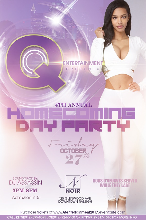 Homecoming Day Party