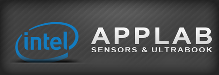 AppLab Sensors, Touch & Ultrabook -   Les Sensors Apps,...