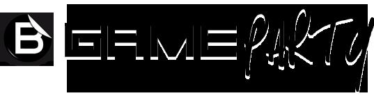 logo game party