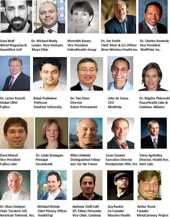 Panelists and Moderators