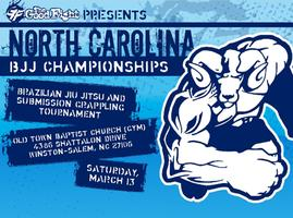 THE GOOD FIGHT: North Carolina BJJ Championships