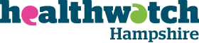 Healthwatch Hampshire logo