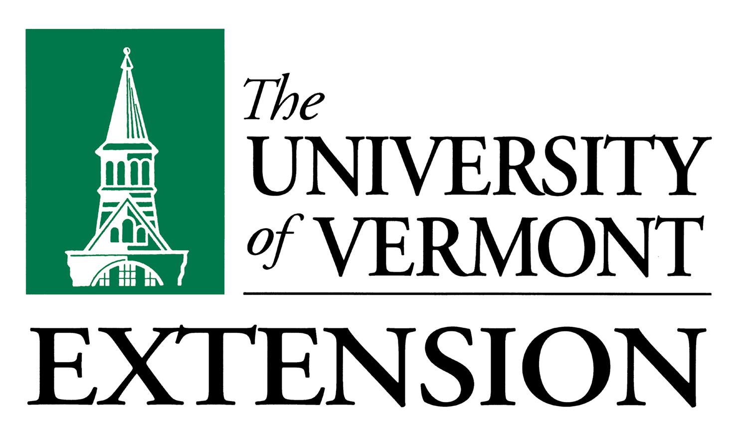 UVM Ext logo