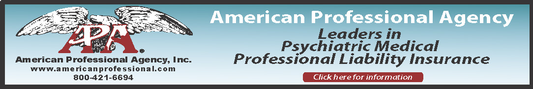 American Professional Agency, Inc. banner ad