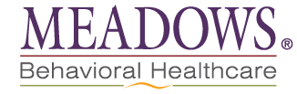 Meadows Behavioral Healthcare Logo PNG