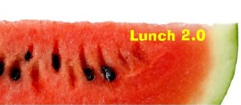 Lunch 2.0 Logo