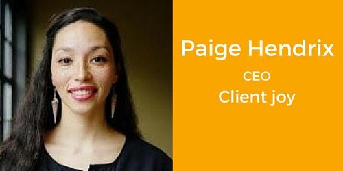 Paige Hendrix Buckner CEO Clienjoy