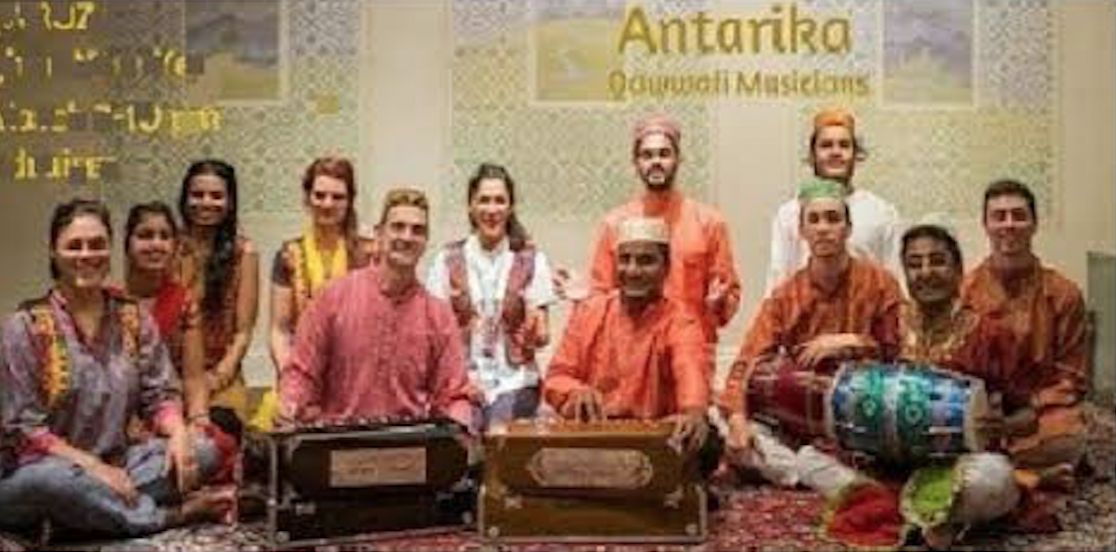 Antarika Qawwali Group