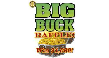 Big Buck Raffle - Win $1,000