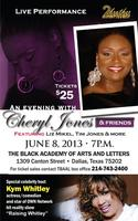 An Evening with Cheryl Jones and Friends