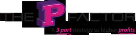 The P Factor Logo