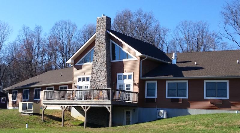 TripleR Weekend retreat lodge
