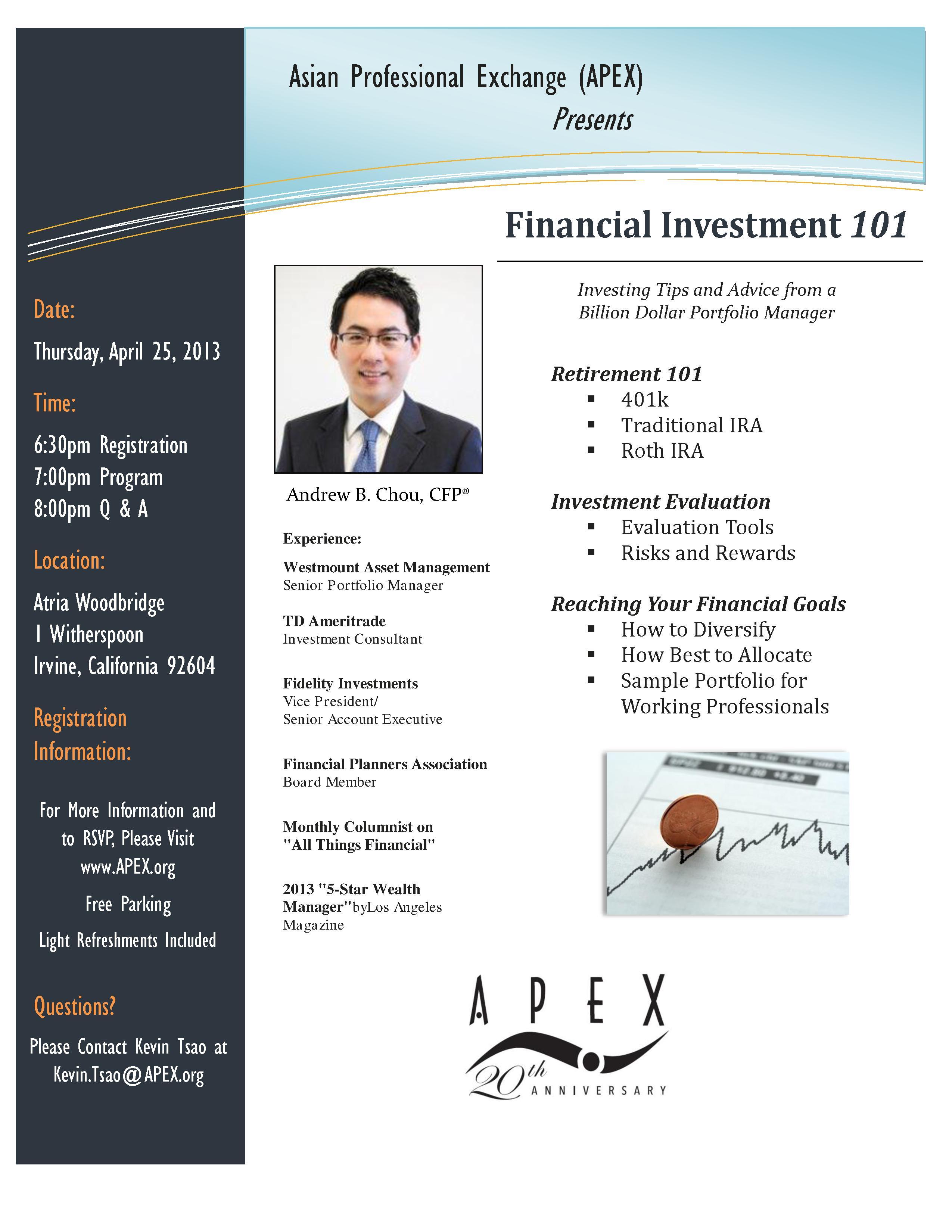 APEX Finance