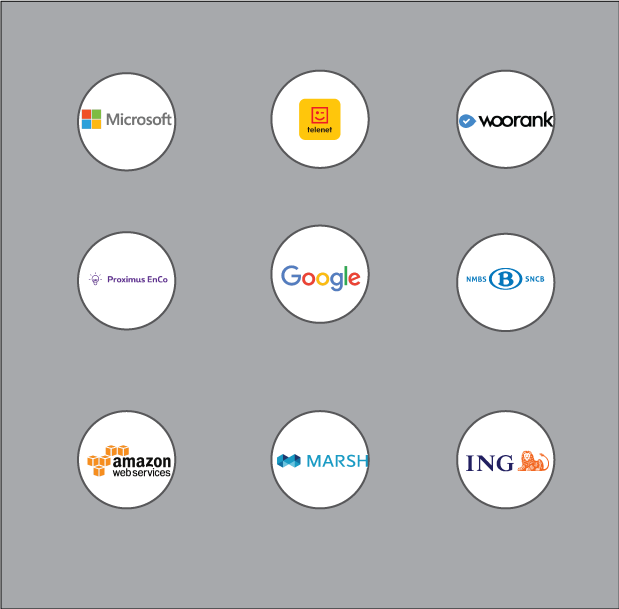 past company logos